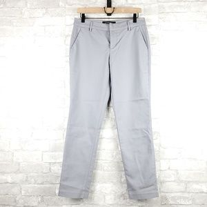 Liverpool windy gray pants | Size 4